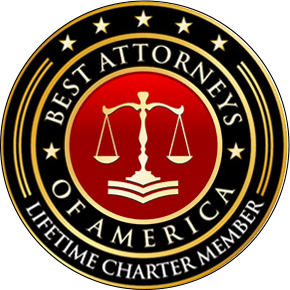 Best Attorneys of America - Lifetime Charter Member